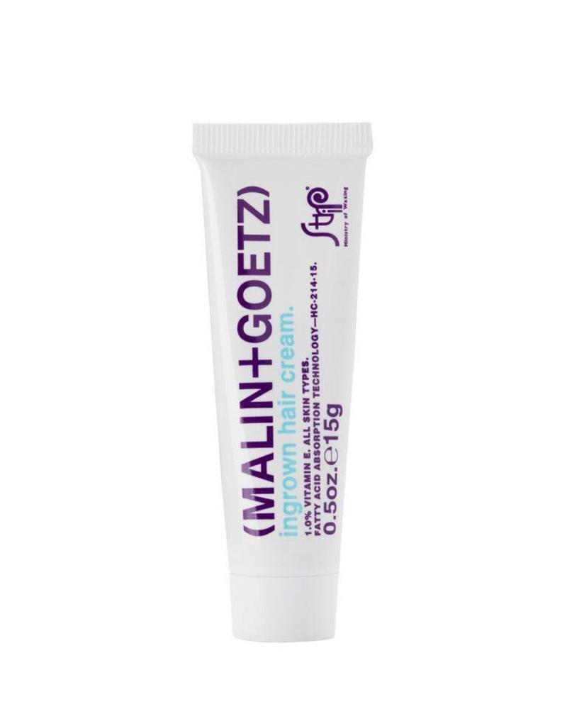Malin+Goetz ingrown hair cream .5oz-15g