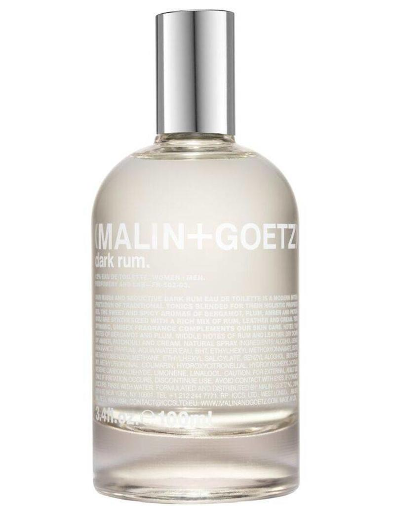 Malin+Goetz dark rum  eau de toilette, 100ml 0.3oz-9ml