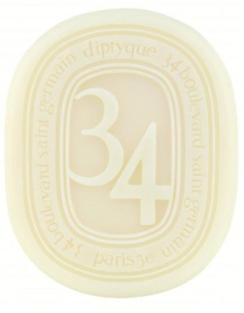 Diptyque Soap 34 Blvd St Germain - 200 g