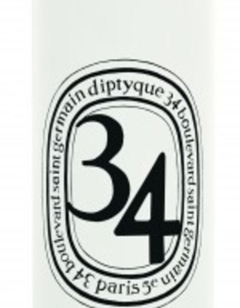 Diptyque Room spray 34 Blvd St Germain - 100 ml