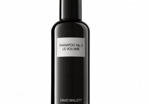 David Mallet Shampoo NO.2: Le volume 250 ml