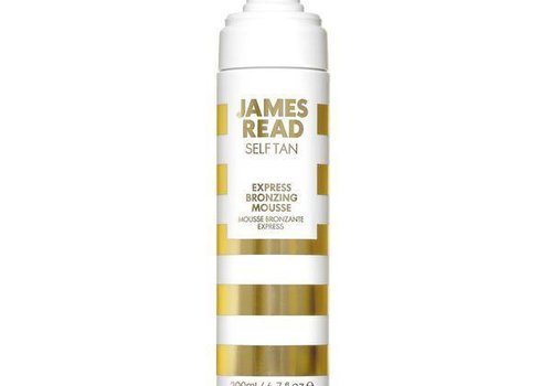 James Read Express bronzing mousse 200 ml