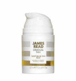 James Read Sleep mask tan face 50 ml