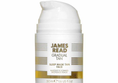 James Read Sleep mask tan face 50 ml