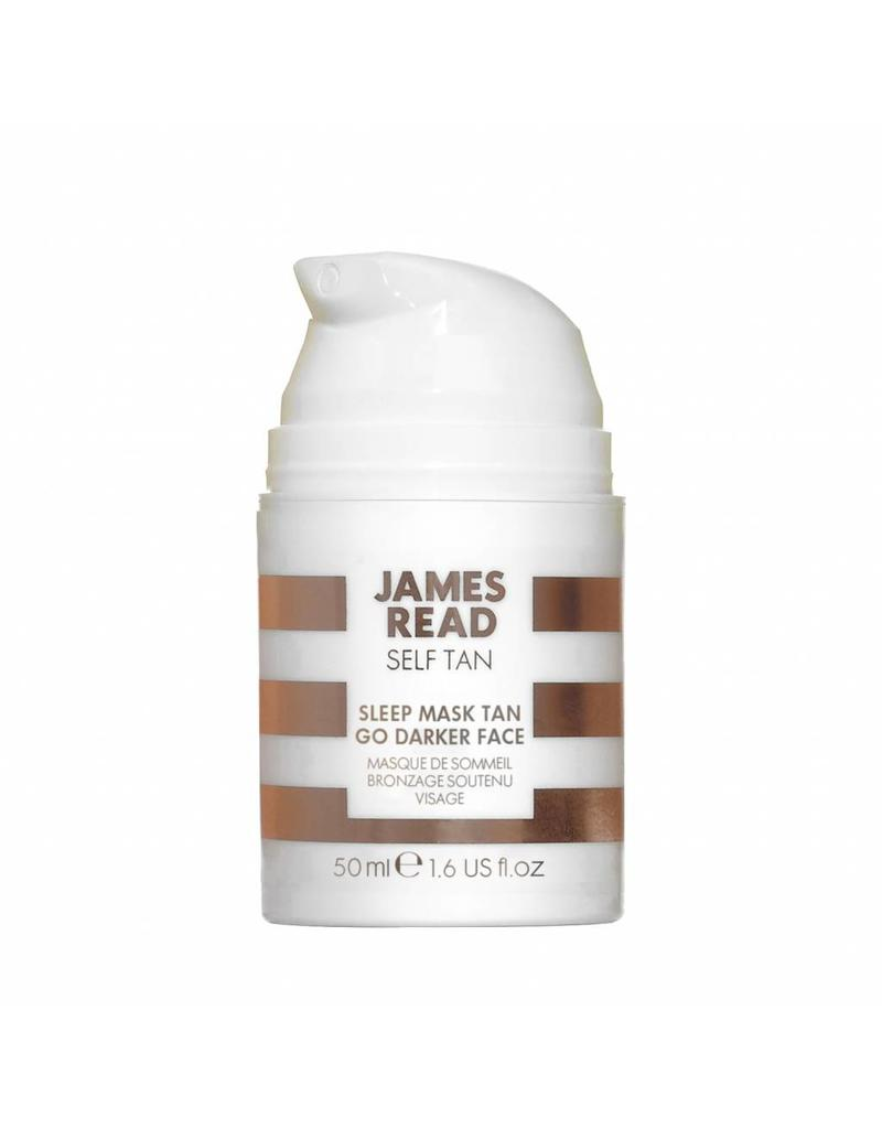 James Read James Read | Sleep Mask Go Darker Face