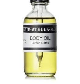 Marie-Stella-Maris Body Oil Lemon Notes 60 ml