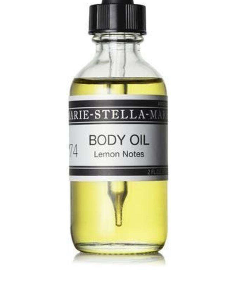 Marie-Stella-Maris Body Oil Lemon Notes 60 ml