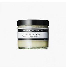 Marie-Stella-Maris Body Scrub Lemon Notes