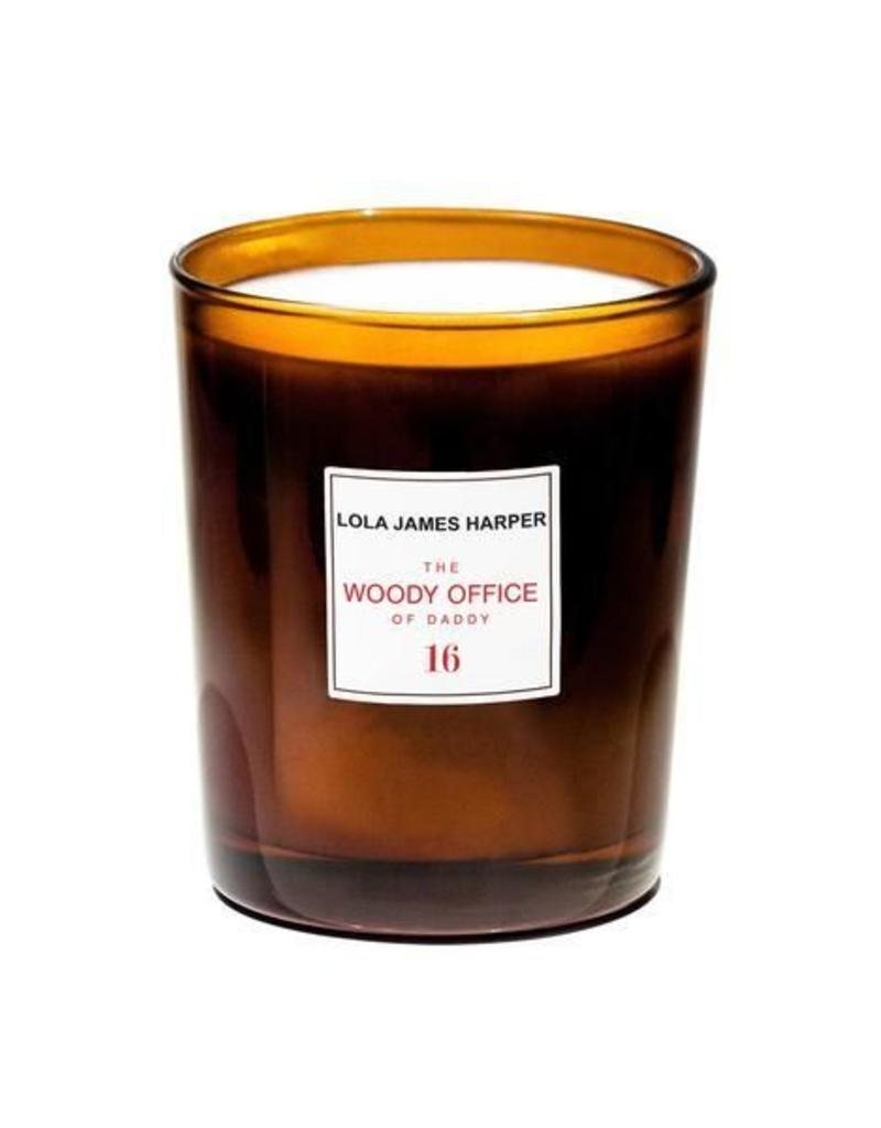 Lola James Harper Candle 16 WOODY OFFICE 190 G