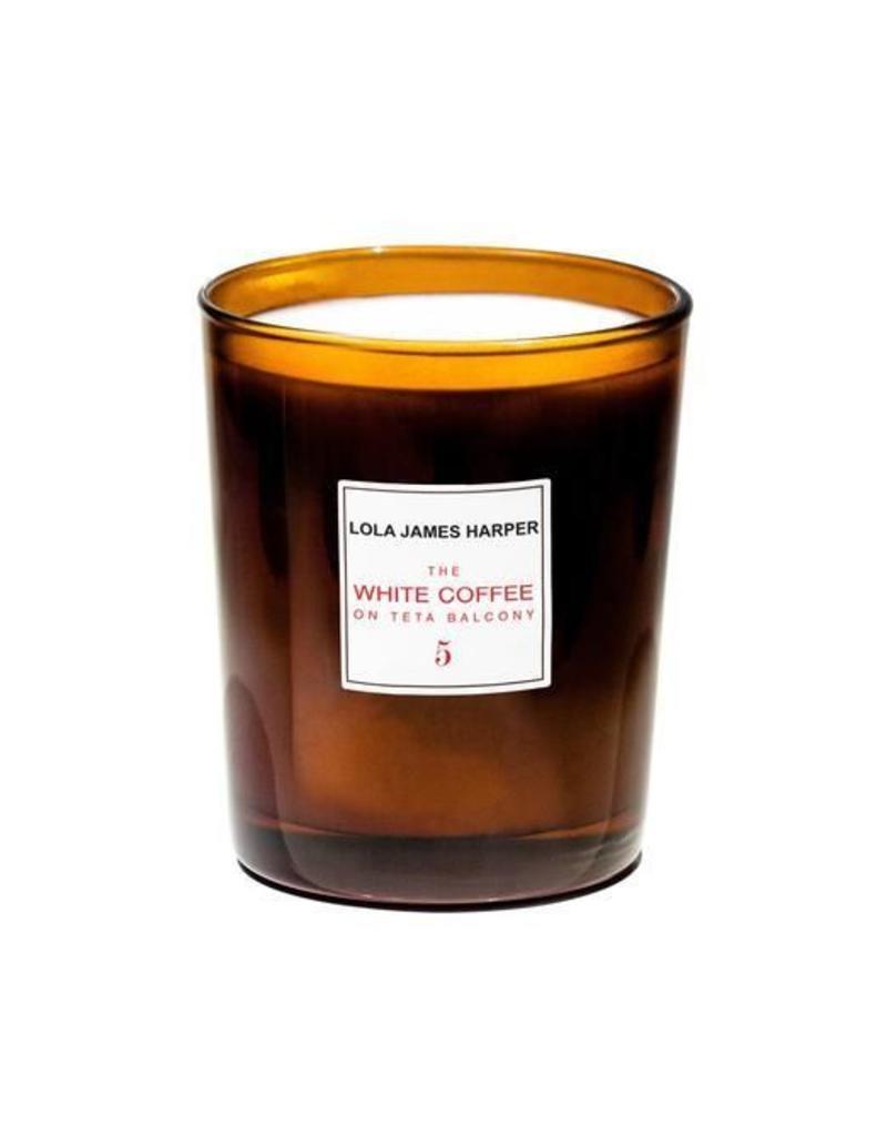 Lola James Harper Lola James Harper | Candle 5 White Coffee