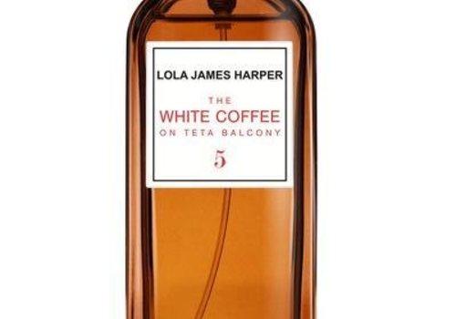 Lola James Harper Room Spray 5 WHITE COFFEE 50 ML