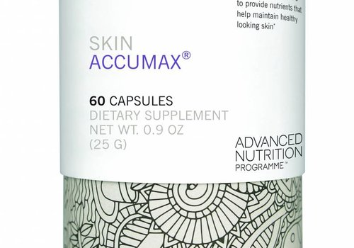 Advanced Nutrition Programme Skin Accumax Single Pack (1x60 caps)