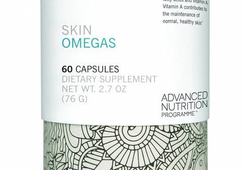 Advanced Nutrition Programme Skin Omegas+ (60 caps)