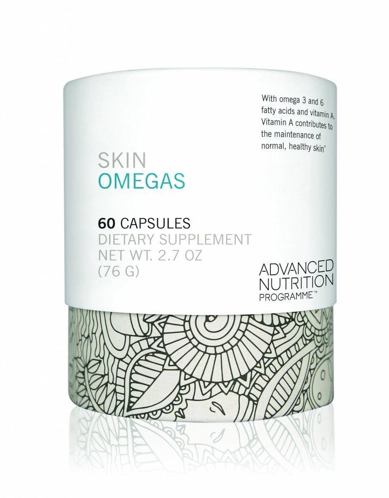 Advanced Nutrition Programme Skin Omegas+ (60 caps)