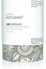 Advanced Nutrition Programme Skin Accumax Supersize (180 caps)