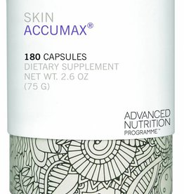 Advanced Nutrition Programme Skin Accumax Supersize (180 caps)