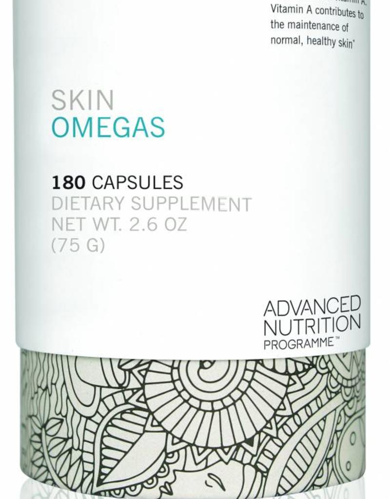 Advanced Nutrition Programme Skin Omegas+ Supersize (180 caps)