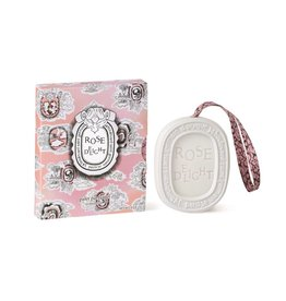 Diptyque Rose Delight Scented Oval