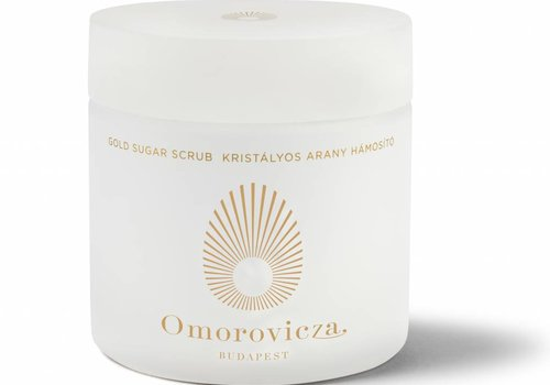 Omorovicza Gold Sugar Scrub 200 ml