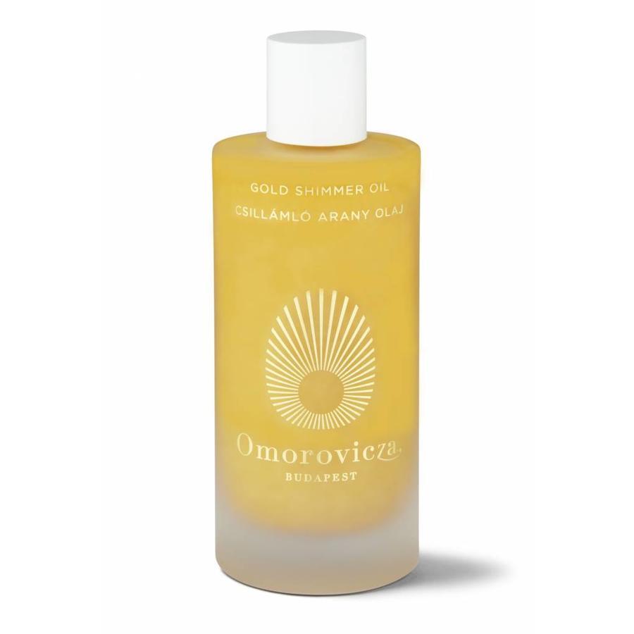 Gold Shimmer Oil 100 ml