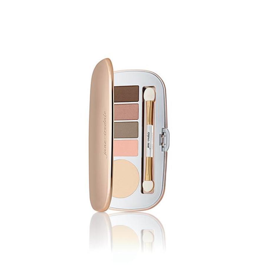 Eye shadow kit Naturally matte 9,6 g*