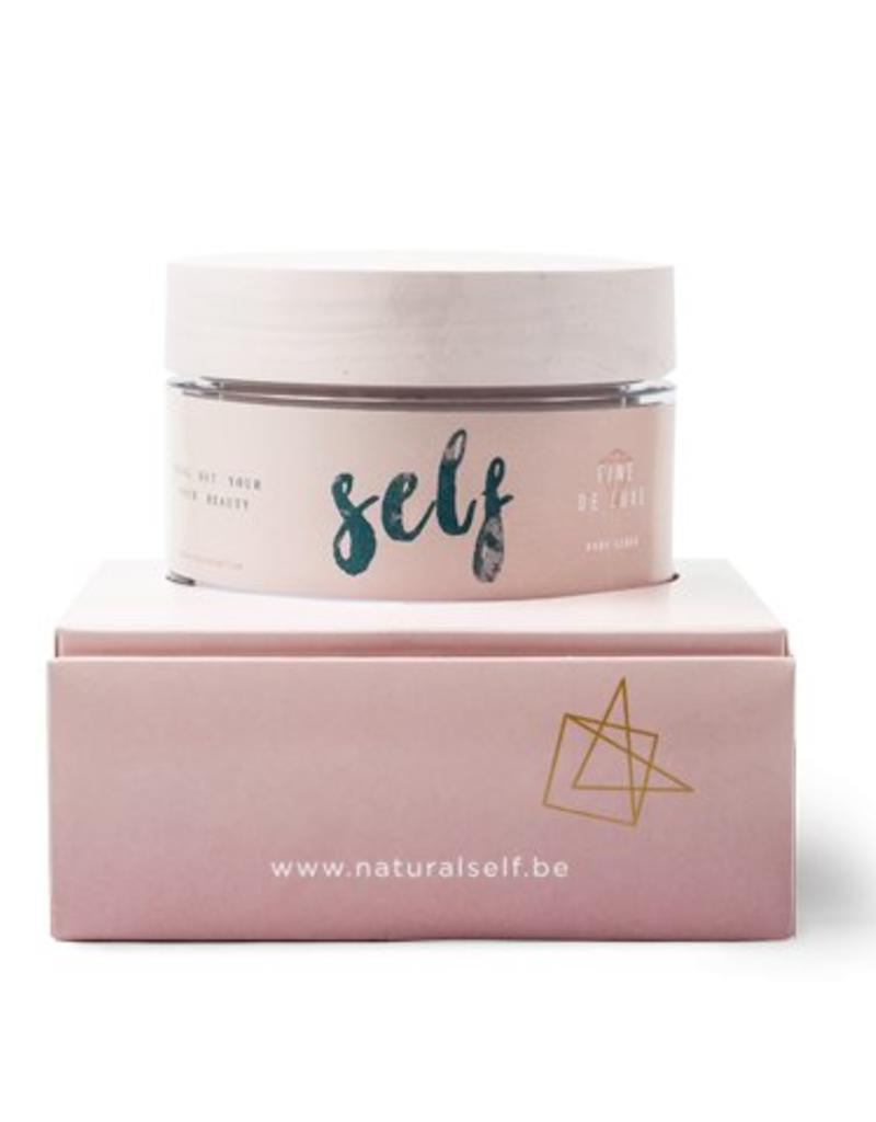 Natural Self Fine Deluxe Body Scrub