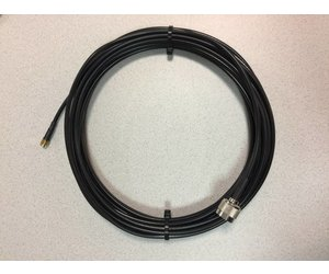 Poynting 10M HDF-195 Low Loss cable N(m) to SMA(m) - Wireless Connect