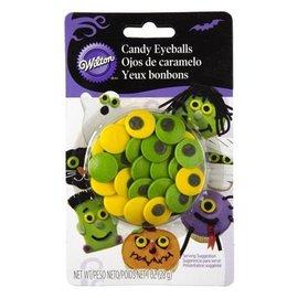Wilton Wilton Large Spooky Candy Eyeballs Ogen