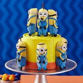 Wilton Wilton Mini Cake Pan Delectovals Minions