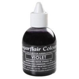 sugarflair Sugarflair Airbrush Colouring -Violet- 60ml