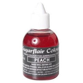 sugarflair Sugarflair Airbrush Colouring -Peach- 60 ml