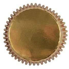 PME PME Mini Baking Cups Goud 45 stuks