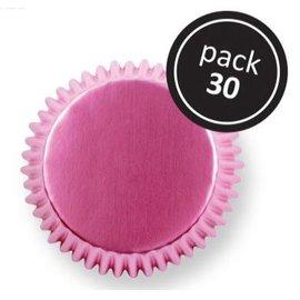 PME PME Baking Cups Roze 30 stuks