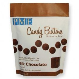 PME PME Candy Buttons Milk Chocolate 340g