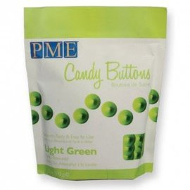 PME PME Candy Buttons Light Green 340g
