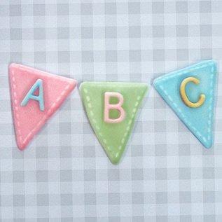 Katy Sue Katy Sue Mould Bunting Alphabet