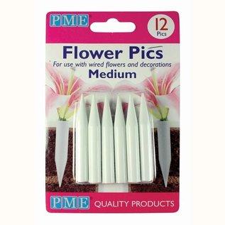 PME PME Flower Pics Medium pk/12