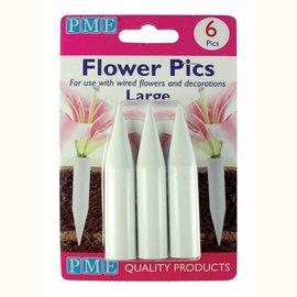 PME PME Flower Pics Large pk/6