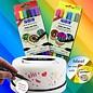 PME PME Brush n Fine Pen Set -Bright- pk/6
