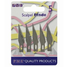 PME PME Spare Blades for PME Craft Knife-Scalpel Pk/5