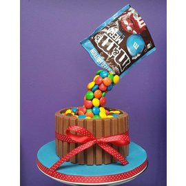 Paisley CakeFrame Pouring Kit