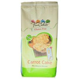 FunCakes FunCakes Mix voor Carrot Cake, Glutenvrij 500g