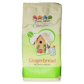 FunCakes FunCakes Mix voor Gingerbread, Glutenvrij 500g