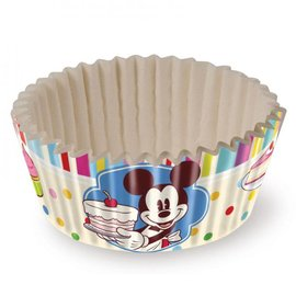 Baking Cups Mickey pk/60