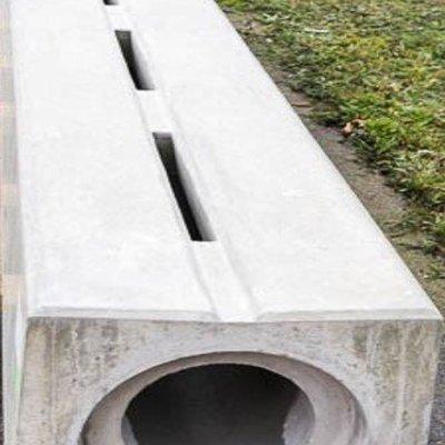 Diederen verholen goten van beton