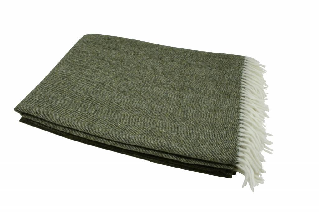 Throw Blankets Lanotta Custom Olive Green Throw Blanket