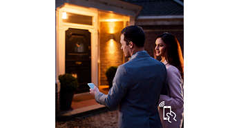 Philips Hue Slimme Bediening Home2Link
