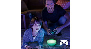 Philips Hue Gamen Home2Link
