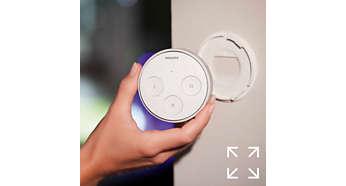 Home2Link Philips Hue Tap Plaatsing
