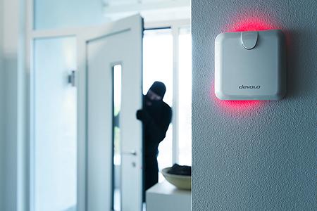 Devolo Alarmsirene Home2Link